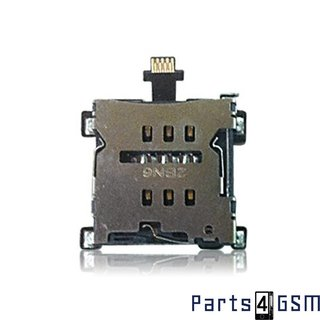HTC One M7 SIM Card Reader Connector Flex Cable