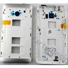 HTC Middenbehuizing One Dual Sim (M7 802w), Wit, 74H02463-02M, 74H02463-06M