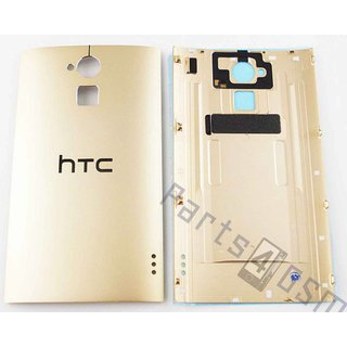 HTC One Max T6 Battery Cover, Gold