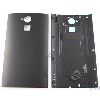 HTC One Max T6 Battery Cover, Black, 74H02556-05M