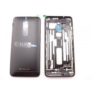 HTC Achterbehuizing One Mini (M4), Zwart,