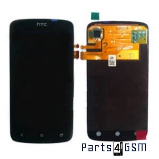 HTC One S Lcd Display + Touchscreen Zwart