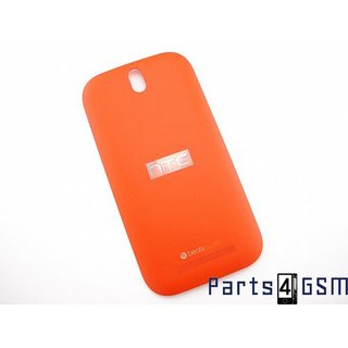 HTC One SV Accudeksel Rood 74H02328-00M