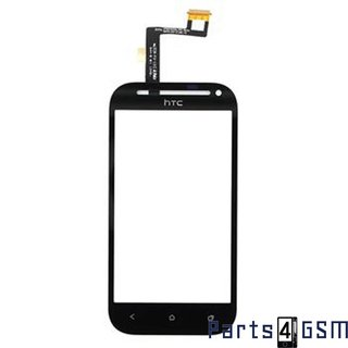 HTC One SV C520e Touchscreen Display Zwart (Wit Toetsenlicht)
