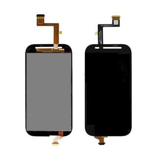 HTC One SV Lcd Display + Touchscreen Display Zwart 348gn391 XT6074A22A 60h00702-01P