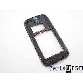 HTC One SV Middenbehuizing Blauw