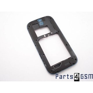 HTC One SV Middle Cover Blue