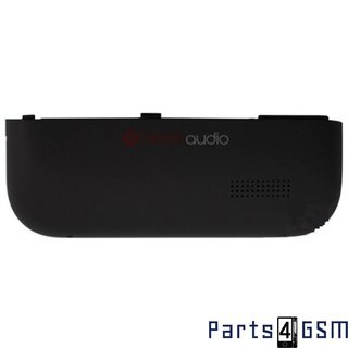 HTC One V Bodem Achter Cover Zwart 74H02201-01M