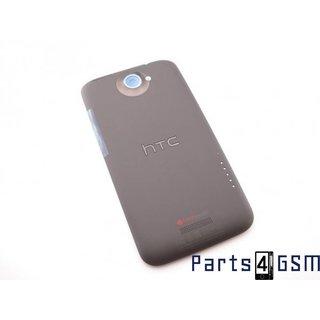 HTC One X Batterijklep Zwart 74H02176-01M