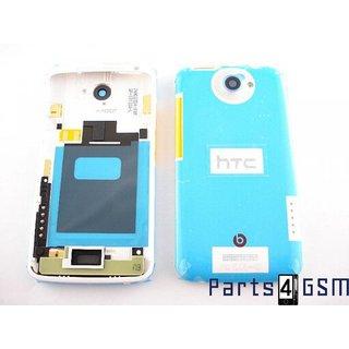 HTC One X+ Achterbehuizing, Wit, 74H02354-00M