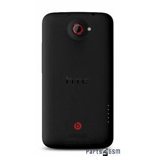 HTC One X+ Achterbehuizing Zwart 74H02354-02M