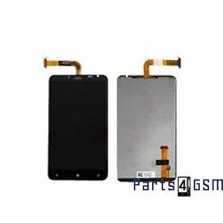 HTC Titan Lcd Display + Touchscreen Zwart