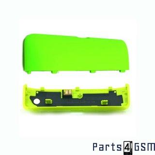 HTC Windows Phone 8S Bodem Behuizing Groen 74H02345