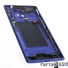 HTC Windows Phone 8X Battery Cover Blue 37H02317-01M