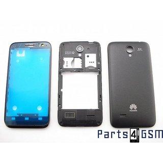 Huawei Ascend G330 Behuizinget Compleet Zwart