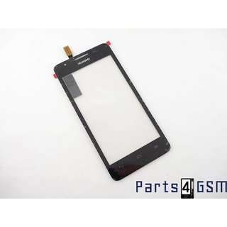 Huawei Ascend G510 Touchscreen Display Black