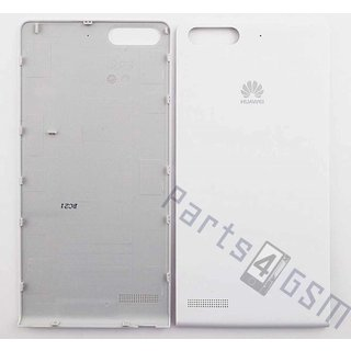 Huawei Ascend G6 Battery Cover, White
