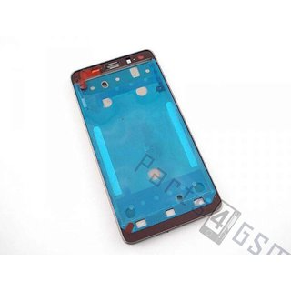 Huawei Ascend G600 Front Cover Frame, Zwart