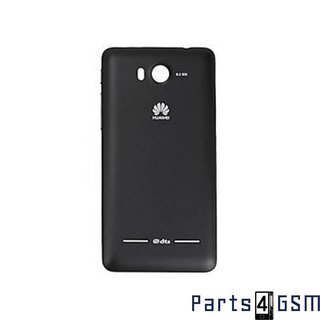 Huawei G600 Battery Cover Black