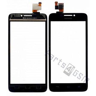 Huawei Ascend G630 Touchscreen Display, Zwart, Ver. 2