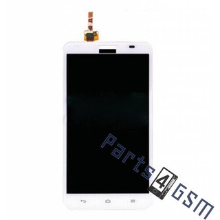 Huawei Ascend G750 LCD Display Module, White