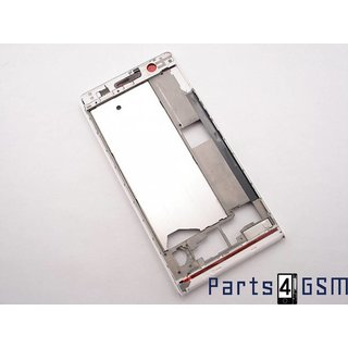 Huawei P6 Front Cover White