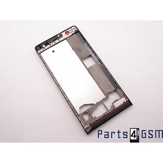 Huawei P6 Front Cover Black