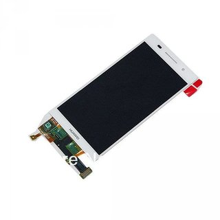 Huawei P6 LCD Display + Touchscreen White