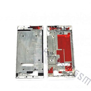 Huawei Ascend P7  Front Cover Frame, White
