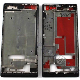 Huawei Ascend P7 Front Cover Frame, Zwart