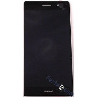 Huawei Ascend P7 LCD Display Module, Black