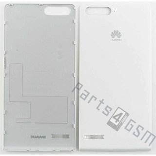 Huawei Ascend P7 Mini Battery Cover, White