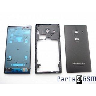 Huawei Ascend W1 Behuizinget Compleet Zwart