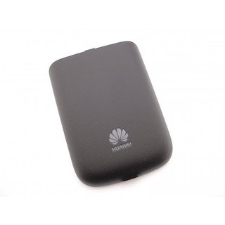 Huawei Ascend Y201 Battery Cover Black