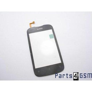 Huawei Y201 Touchscreen Display Zwart