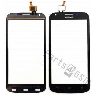 Huawei Ascend Y600 Touchscreen Display, Zwart