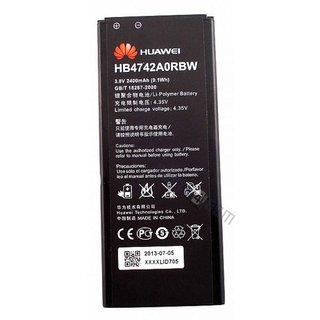 Huawei Battery, HB4742AORBW, 2400mAh, HB4742A0RBW