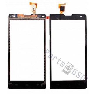 Huawei Honor 3C Touchscreen Display, Zwart