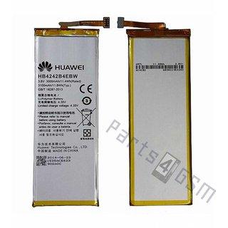 Huawei Honor 6 Accu, HB4242B4EBW, 3000 mAh