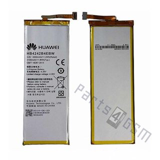 Huawei Honor 6 Battery, HB4242B4EBW, 3000 mAh