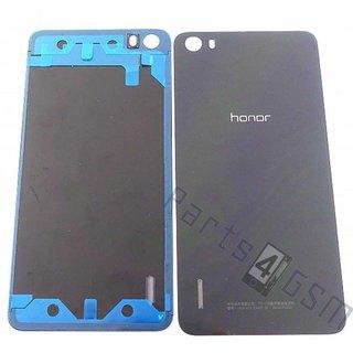 Huawei Honor 6 Accudeksel, Zwart