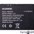 Huawei HB5A4P2 Batterij, Ideos S7 Tablet, 2200mAh, HB5A4P2