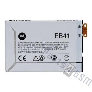Motorola XT894 DROID 4  Battery, EB41, 1735 mAh