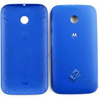 Motorola Moto E Battery Cover, Blue