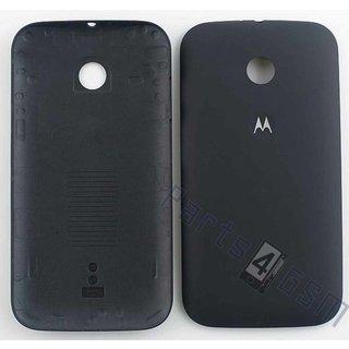 Motorola Moto E Battery Cover, Black