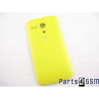 Motorola XT1032 Moto G Accudeksel, Geel