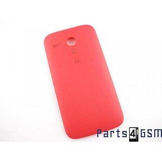 Motorola XT1032 Moto G Accudeksel, Rood