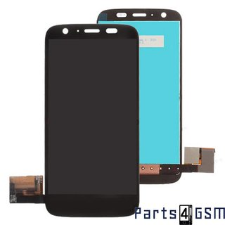 Motorola XT1032 Moto G Lcd Display Module, Zwart