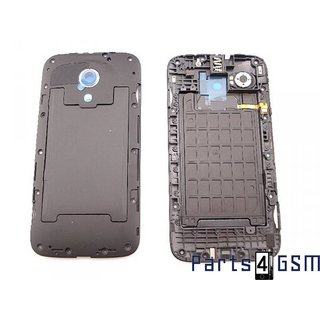 Motorola XT1032 Moto G Middenbehuizing, Zwart