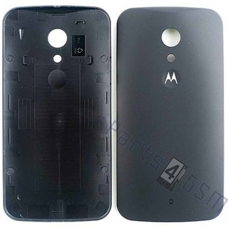 Motorola XT1068 Moto G2 Battery Cover, Black